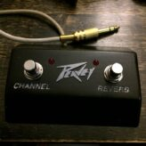 Peavey Amplifier Footswitch