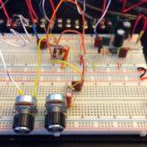 Miniature Guitar Amplifier – New Power Amp Chip